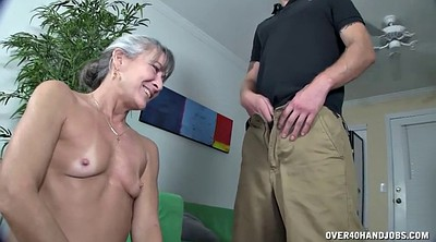 Machine, Fucking machine, Mature handjob