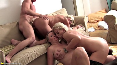 Old and young, Mom and boy, Mom boy, Milf boy, Gangbang milf, Old gangbang
