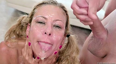 Face sitting, Brutal, Outrage, Mature blowjob
