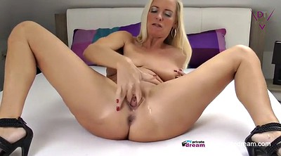 German, Squirting mom, Mom squirts