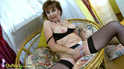 Seduction, Granny solo, Granny masturbation