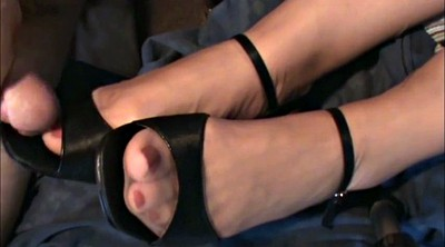 Nylon foot, Nylon feet, Stocking foot, Nylon shoe, Fetish, Stocking feet