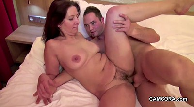 Sons, Step mom, Son mom, Bbw mom