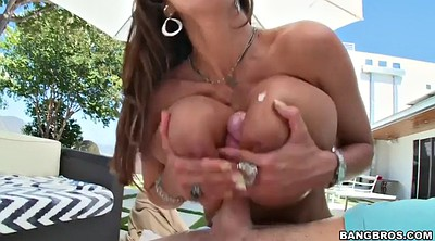 Monster fuck, Ava addams, Monster boobs, Gagging