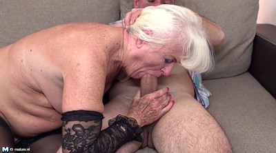 Taboo, Grannies, Young mature