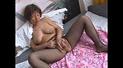 Masturbation hairy, Hairy mature
