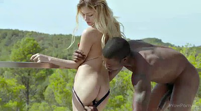 Water, Huge fuck, Black cock anal, Fuck beauty, Black missionary
