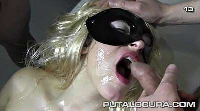 Mask, Cum eating, Cum eat