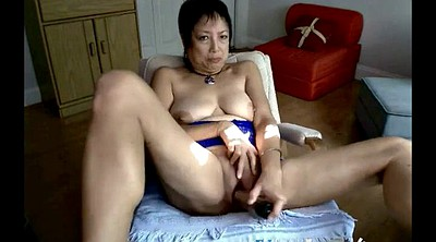 Dildo, Asian granny, Webcam mature, Granny webcam, Asian dildo