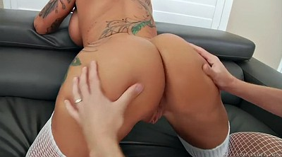 Ass, Ryan conner, Licking, Chubby anal, Worship, Big ass mature