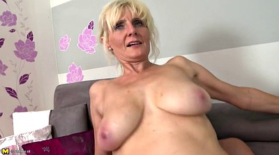 Saggy tits, Saggy, Mature mom