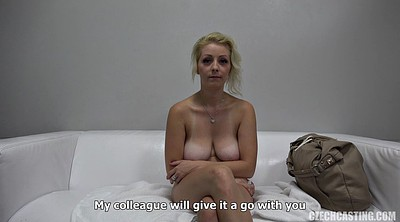 Boobs, Natural tits milf, Natural boobs, Casting milf