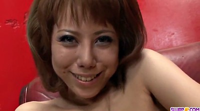 Japanese cum, Cum on face