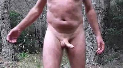 Public, Forest, Gay foot