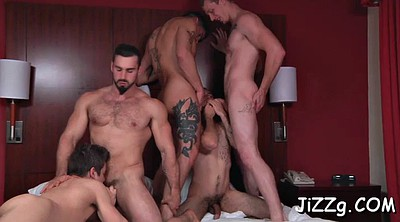 Gay, Orgy, Study, Gay party, Anal orgy, Studying