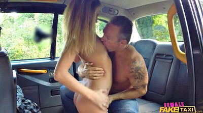 Fake taxi, Horny, Driver