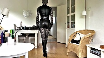 Sissy, Leather, Doll