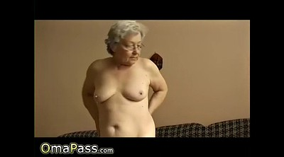 Grandma, Mature masturbation, Homemade granny