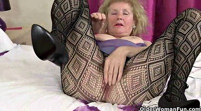 Nylon, British granny