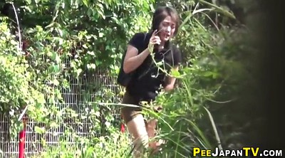 Japanese public, Japanese outdoor, Public peeing, Japanese outdoors