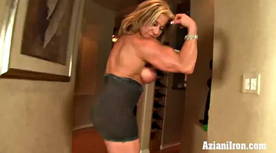 Strong, Solo girl, Solo mature, Muscle girl, Strong girl, Solo muscle