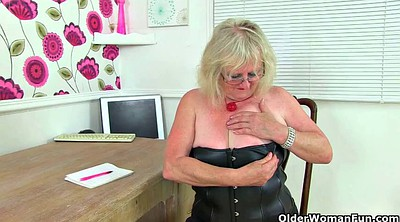Secretary, British milf