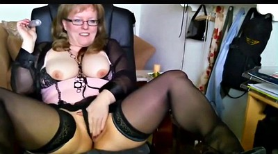 German bbw, Mature orgasm
