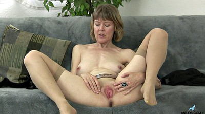 Stockings solo, Stockings masturbating, Mature solo, Mature stockings