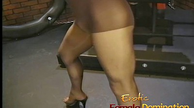 Crossdresser, Pain, Crossdress, Painful, Femdom spank