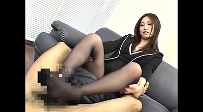 Nylon, Nylon feet, Asian pantyhose, Pantyhose feet, Nylon pantyhose