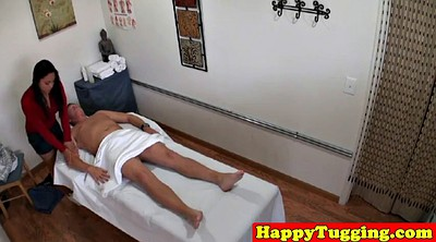 Massage, Asian handjob