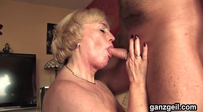 Mature, Shaving, Mature blowjob