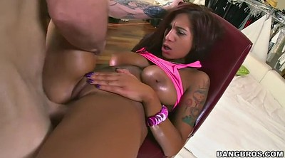 Anal creampie, Stacy