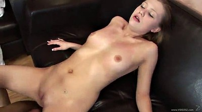 Shaved, Creampie doggy