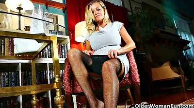 Big clit, Mature nylon, Big milf, Milf nylon, Mature clit, Beat
