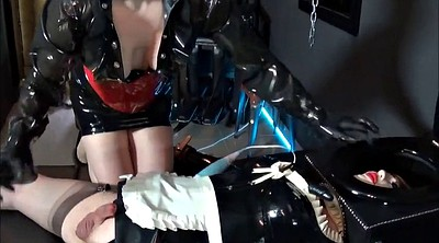 Bondage, Doll, Sex doll, Rubber, Doll sex, Ass play