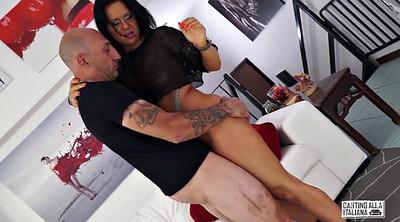 First time anal, Anal casting