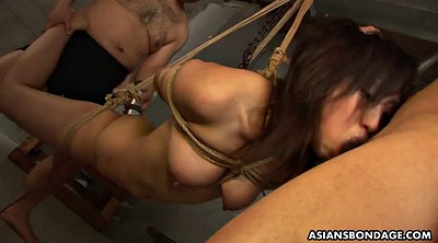 Asian bondage, Roped