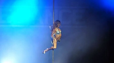 Pole dancing, Teen dance