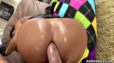 Ava addams, Anal fuck, Anal hard, Total, Fucked hard, Ass oil