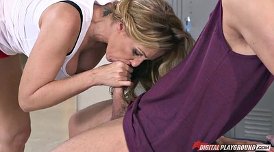 Julia ann, Julia, Anne, Ball sucking