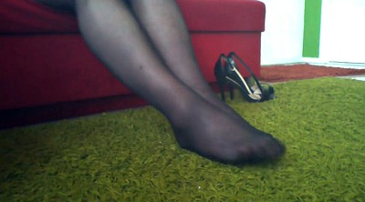Nylon feet, Pantyhose sex, Pantyhose feet, Pantyhose tease, Feet heels