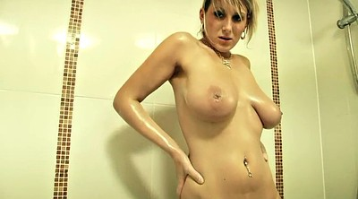 Big breast, Big tits shower
