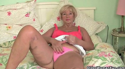 Mature british, British granny, Alone, Short shorts, Mature hot, Granny compilation