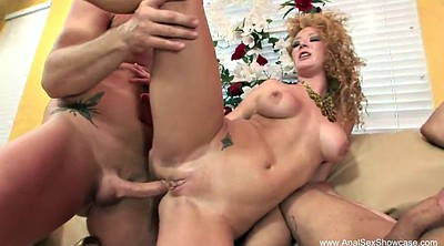 Threesoms, Sister brother, Sister anal, Brother sister