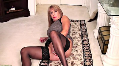 Stockings, Mature solo, Stock