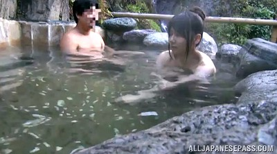 Asian, Shaved, Asian shave, Spring, Hot spring, Hot guys fuck