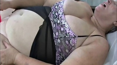 Old young, Bbw masturbation