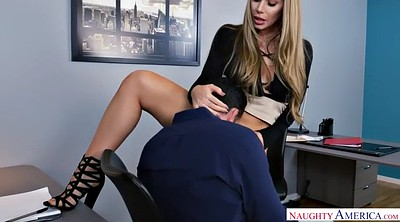 Angry, Office lady, Nicole aniston, Boss
