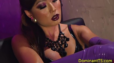 Asian bdsm, Shemale bdsm, Dominate, Asian suck